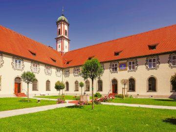 Klostergarten Hotel KurOase im Kloster