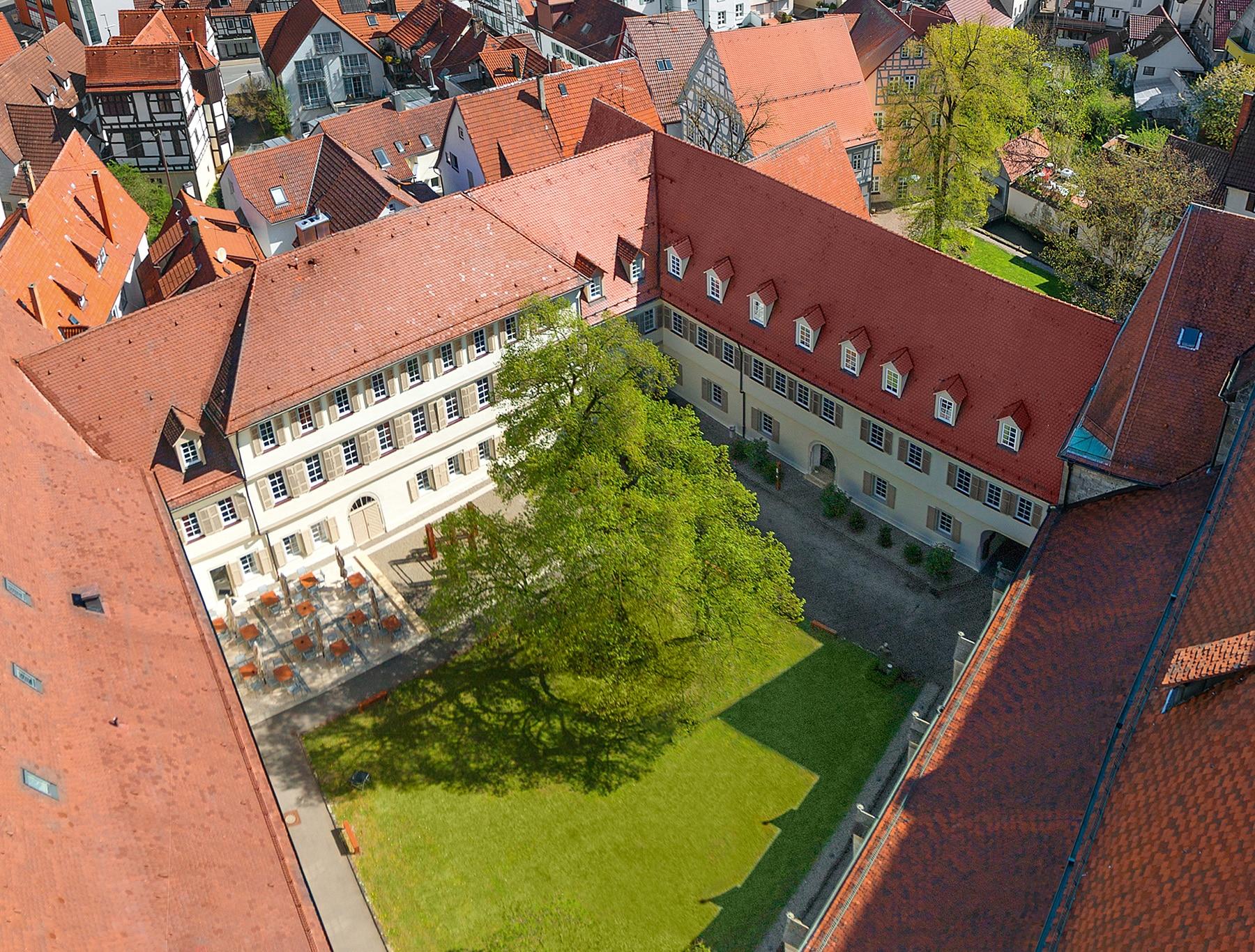 VCH Einkehrhaus Stift Urach Turmblick