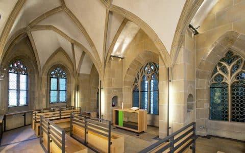 VCH Einkehrhaus Stift Urach Kapelle