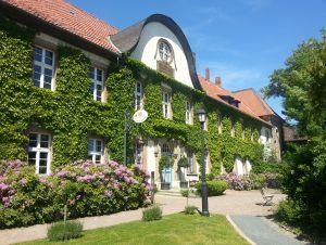 Auƒenansicht-Klosterhotel
