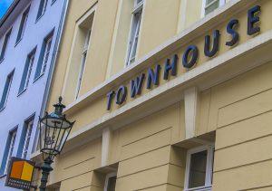 Aussenfassade-Townhouse-Duesseldorf