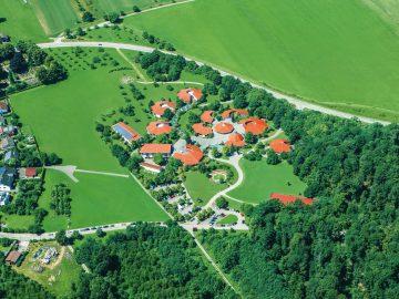 VCH-Hotel Hohenwart Forum Luftbild