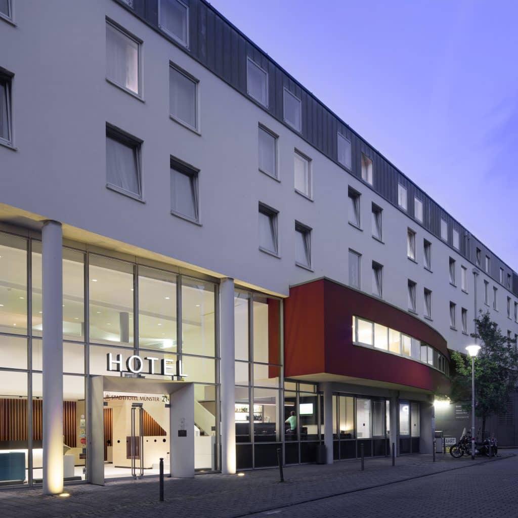 Stadthotel Münster Kolping Hotels & Resorts