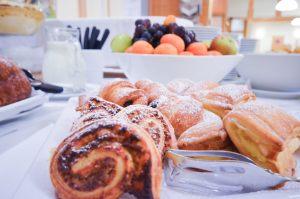 Frühstückdetail
