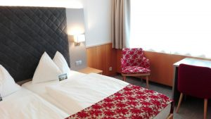Kolping-Hotelzimmer