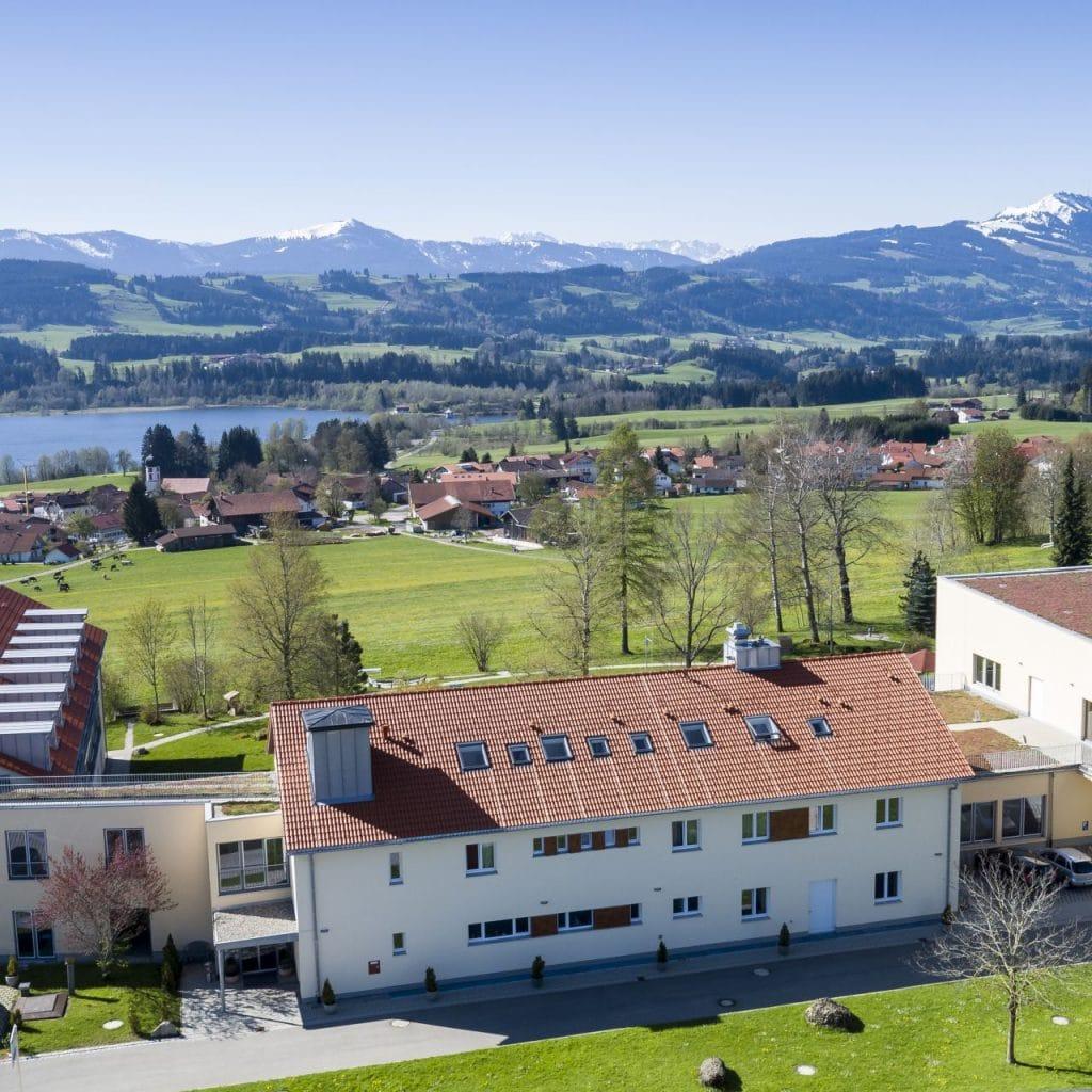 VCH Gästehaus AllgäuWeite