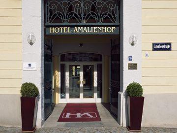 VCH Hotel Amalienhof